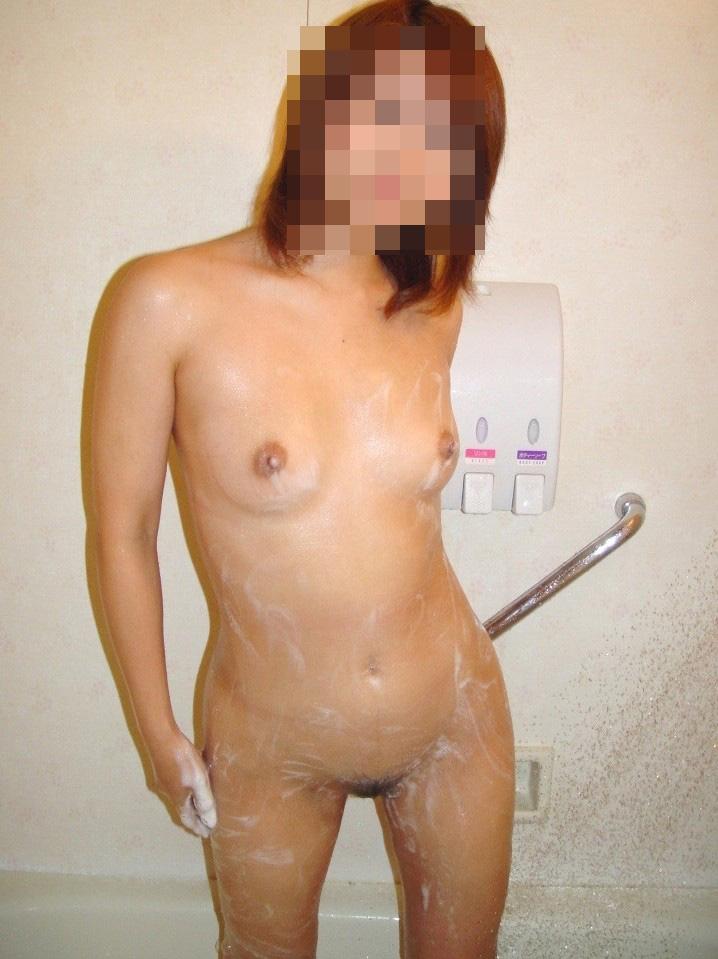 ラブホで撮られた全裸ヌードが抜ける素人リベンジポルノエロ画像22枚・17枚目の画像