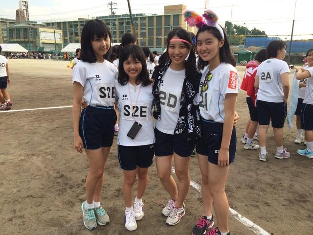「JK 体育祭」で検索したらぐうシコ自画撮りが大量に見つかる!wwwSNOWとかいうアプリ使いすぎwww(画像あり)・19枚目の画像