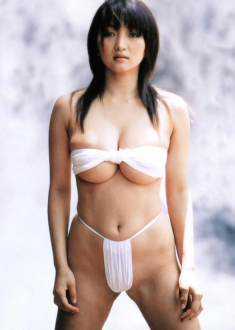 ふんどしヌードの日本人女性のエロ画像26枚・22枚目の画像