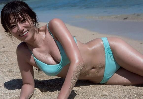 ヌードまだ?深田恭子が33歳で一番脂乗ってる模様wwwwww(グラビア画像あり)・29枚目の画像