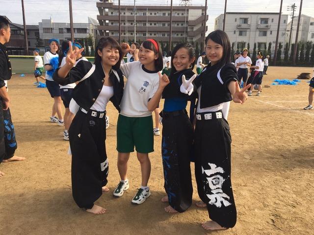 「JK 体育祭」で検索したらぐうシコ自画撮りが大量に見つかる!wwwSNOWとかいうアプリ使いすぎwww(画像あり)・22枚目の画像