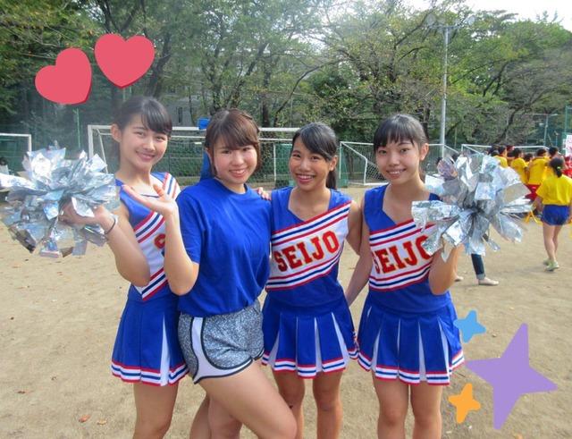 「JK 体育祭」で検索したらぐうシコ自画撮りが大量に見つかる!wwwSNOWとかいうアプリ使いすぎwww(画像あり)・23枚目の画像