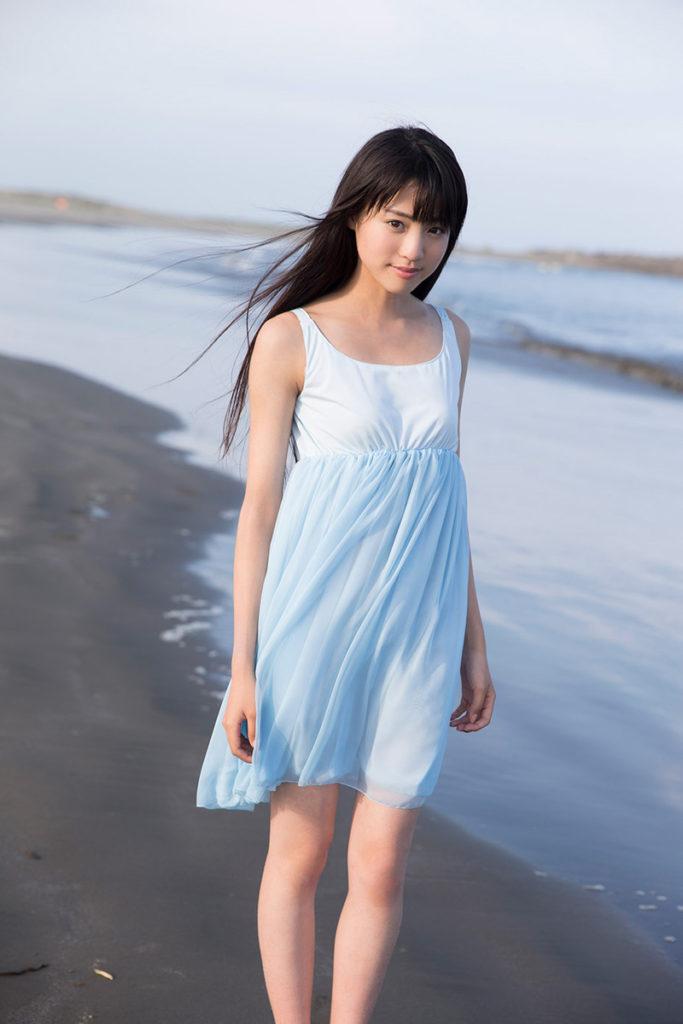 夢アド・志田友美(20)の最新水着グラビアが抜けるエロ画像82枚・23枚目の画像