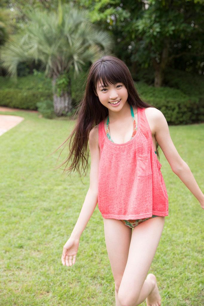 夢アド・志田友美(20)の最新水着グラビアが抜けるエロ画像82枚・28枚目の画像