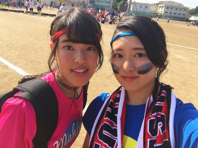「JK 体育祭」で検索したらぐうシコ自画撮りが大量に見つかる!wwwSNOWとかいうアプリ使いすぎwww(画像あり)・31枚目の画像