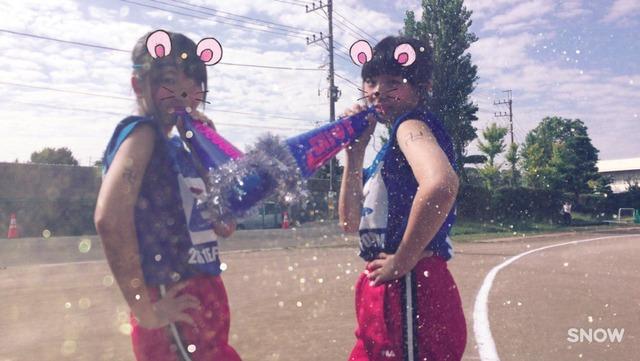 「JK 体育祭」で検索したらぐうシコ自画撮りが大量に見つかる!wwwSNOWとかいうアプリ使いすぎwww(画像あり)・32枚目の画像
