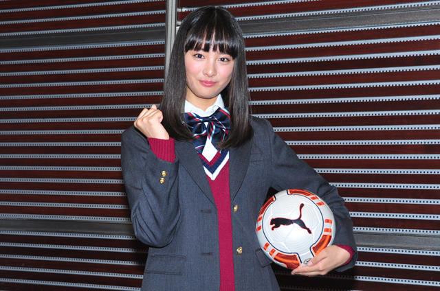 高校サッカーの応援マネジャー就任のモデル「大友花恋」とかいう即ハボ女優のエロ画像wwwww・2枚目の画像