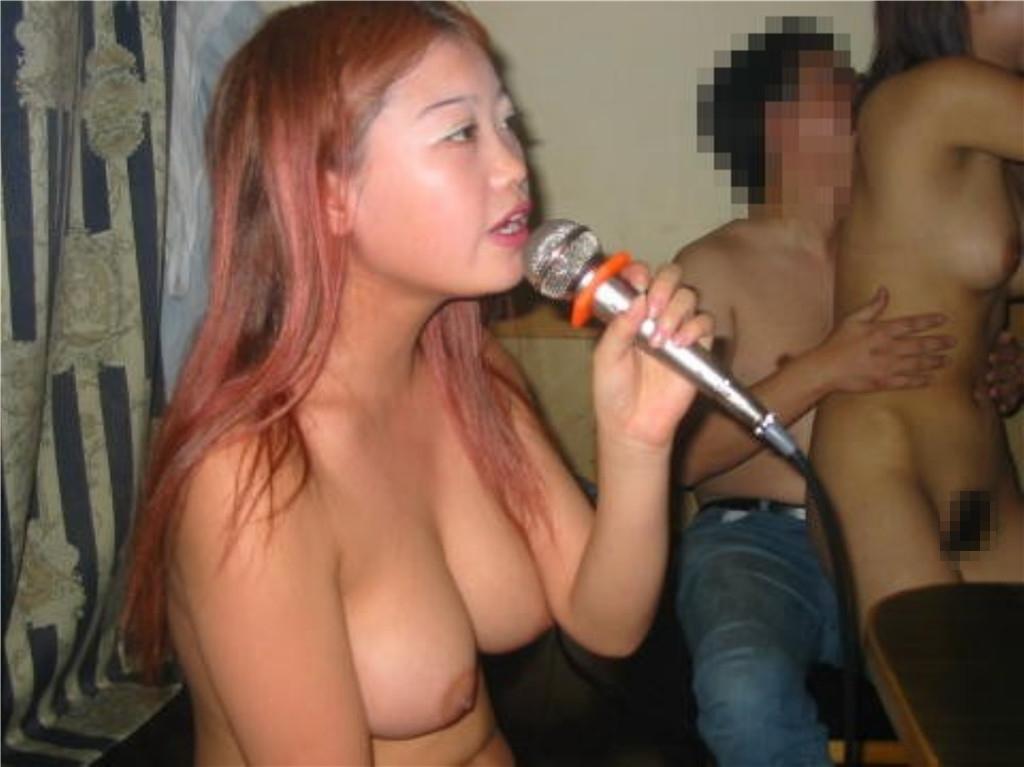 中国のKTV「カラオケクラブ」お持ち帰り本番・乱交ありの風俗エロ画像・7枚目の画像