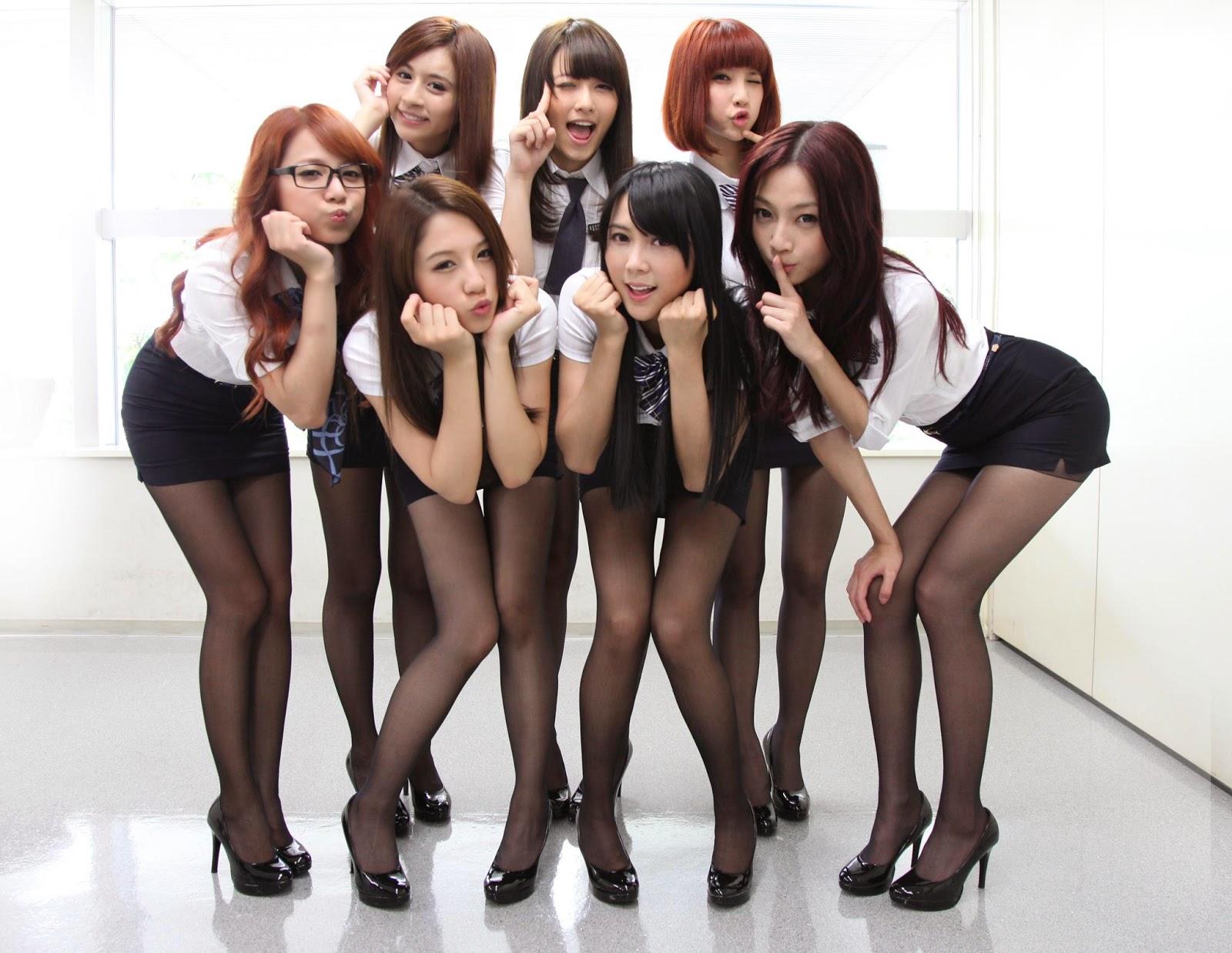 韓国美女のJK制服姿がぐうシコなエロ画像33枚・12枚目の画像