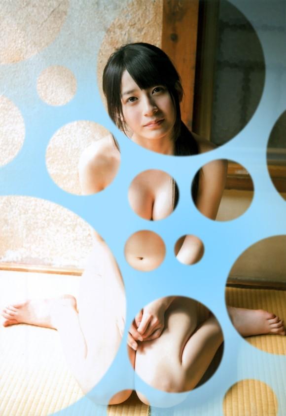 水玉アイコラエロ画像!AKBの元メンバー含め全裸ヌードにしたったwwwww・11枚目の画像