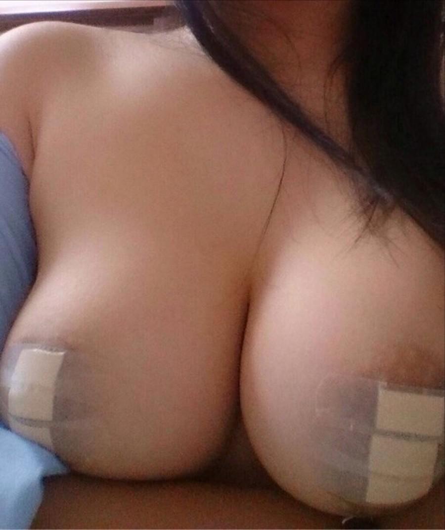 ニプレスという乳首を隠すためだけのエログッズ画像32枚・27枚目の画像
