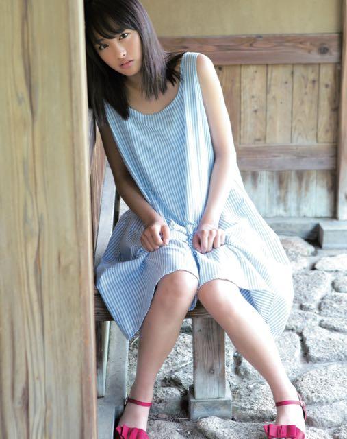 高校サッカーの応援マネジャー就任のモデル「大友花恋」とかいう即ハボ女優のエロ画像wwwww・33枚目の画像