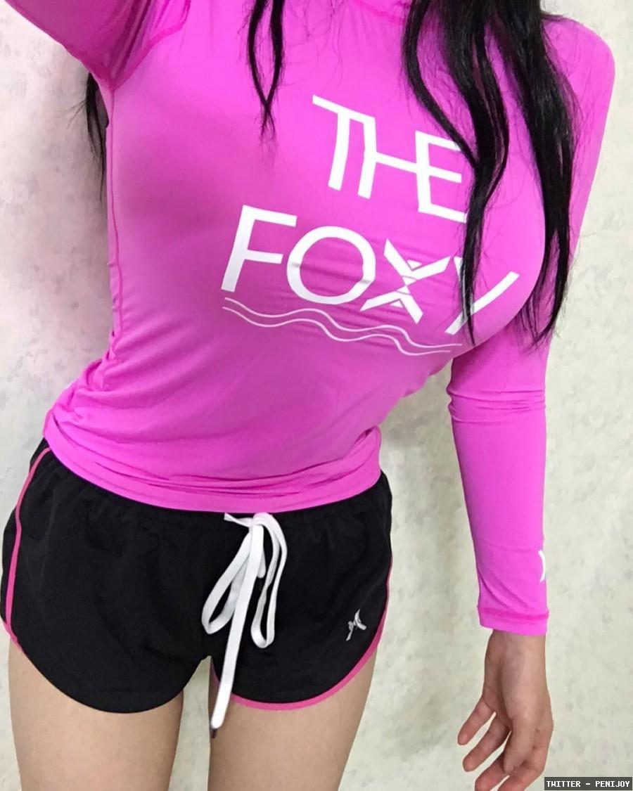 豊胸万歳!韓国美女の着衣巨乳&インスタ自撮りエロ画像97枚・32枚目の画像