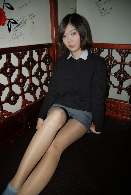 韓国美女のJK制服姿がぐうシコなエロ画像33枚・40枚目の画像