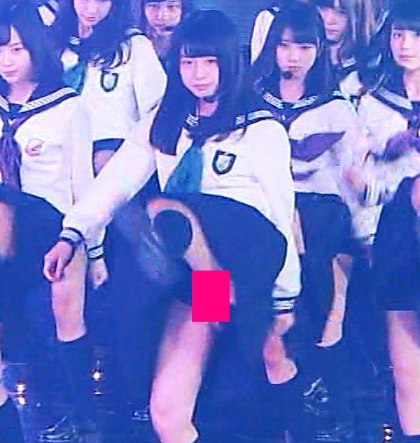 欅坂46長濱ねるナプキンはみ出し放送事故wwwwwこれは白いの完全にはみ出してて草wwwww(画像あり) 表紙