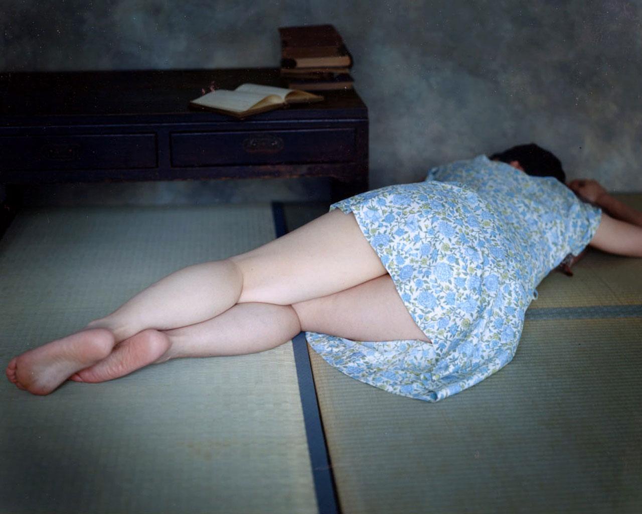 太ももフェチ専用の美脚女子のエロ画像35枚・6枚目の画像