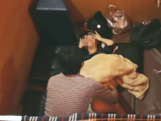 ネカフェでSEXしてるカップルを盗撮するの楽しすぎwwwwwww(画像あり)・9枚目の画像