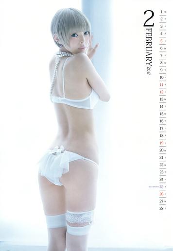 金髪ショートスレンダー巨乳アイドルというエッチ過ぎる肩書をお持ちの最上もがさんのエロ画像wwwww・27枚目の画像
