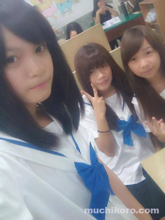 【JK】韓国・台湾・中国の非処女女子高生のSNSがエロすぎてザー汁止まんねえええええええ(画像あり)・28枚目の画像