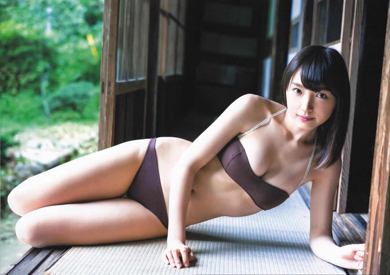 NMB48太田夢莉 えろ写真31枚☆次代のエース・センター争いをしている美10代小娘のミズ着グラビアぐうシコwwwwww
