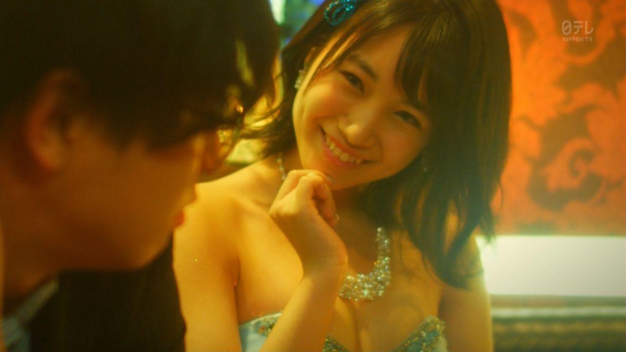 朝長美桜 えろ写真26枚☆HKT48のむっちり美巨乳小娘がえろい☆きゃば嬢姿もヌけるンゴwwwwww