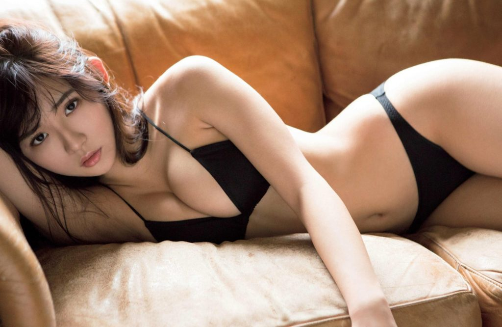 浅川梨奈(18)のアイコラヌード&最新グラビアエロ画像136枚・36枚目の画像