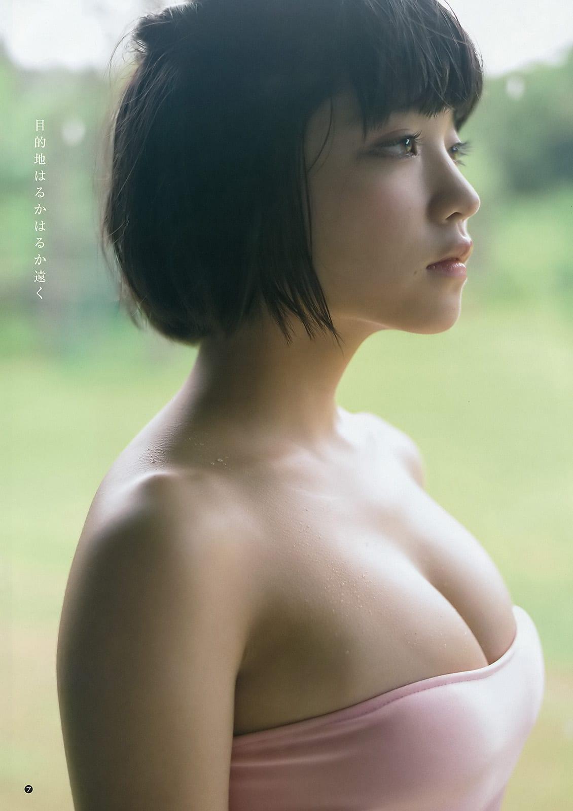 根本凪(18)GカップJKアイドルの水着グラビアエロ画像70枚・10枚目の画像