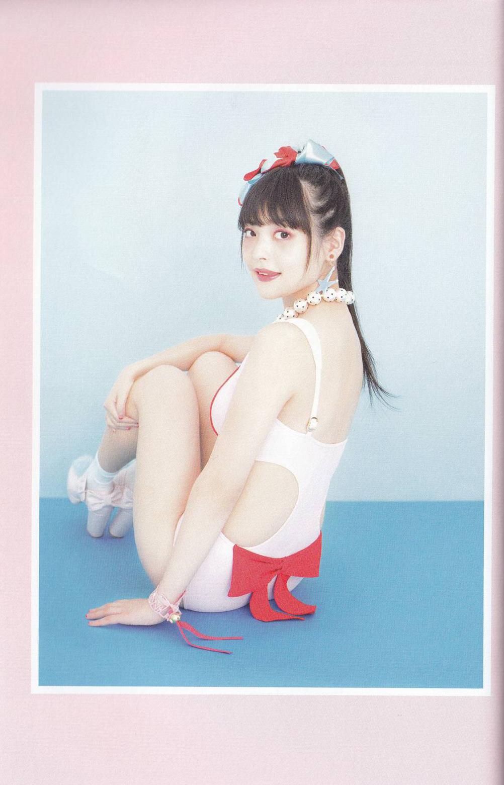 上坂すみれ(25)のアイコラ&Eカップ水着姿のエロ画像50枚・17枚目の画像