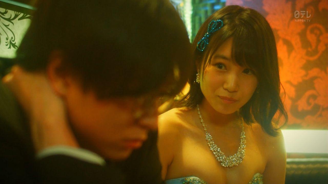HKT48朝長美桜(19)の水着グラビア、キャバ嬢姿のエロ画像50枚・9枚目の画像
