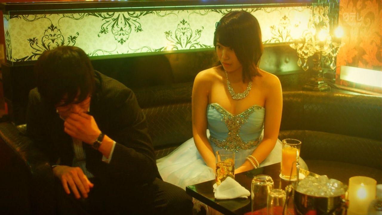 HKT48朝長美桜(19)の水着グラビア、キャバ嬢姿のエロ画像50枚・11枚目の画像