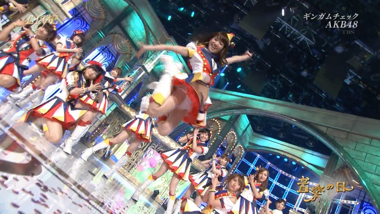 歌番組ローアングルパンチラ エロ画像25枚!AKB48等のアイドル達の下半身がマジ抜けるwww・15枚目の画像