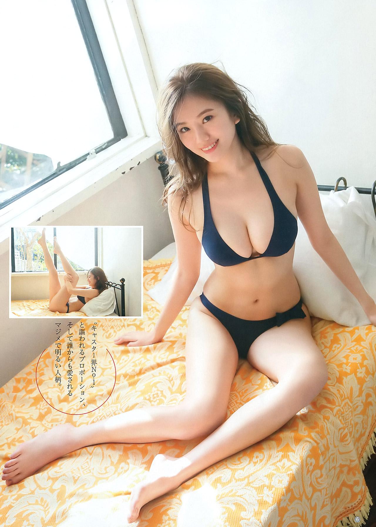 伊東紗冶子(23)Gカップキャスターの水着グラビア画像60枚・42枚目の画像