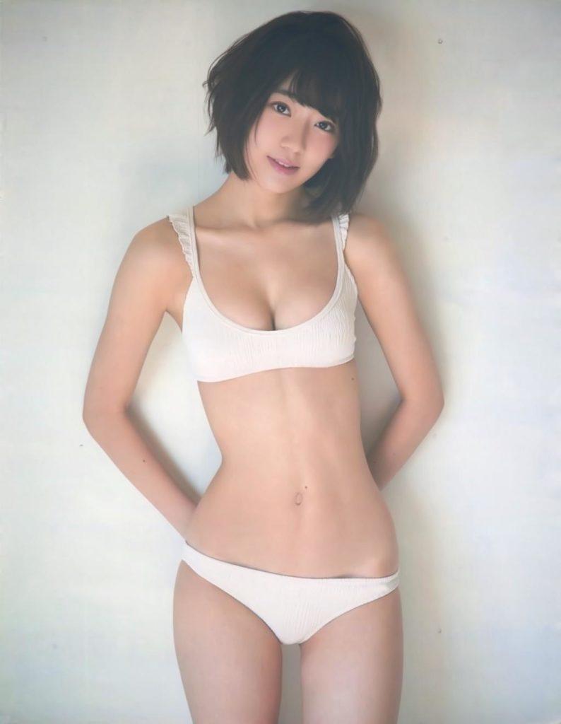 宮脇咲良 アイコラ&濡れ場ヌードエロ画像62枚!キャバすか学園では下着も全裸も公開してるぞw・64枚目の画像