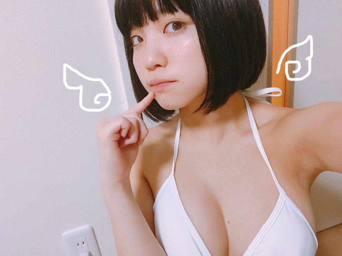 根本凪(18)GカップJKアイドルの水着グラビアエロ画像70枚・39枚目の画像