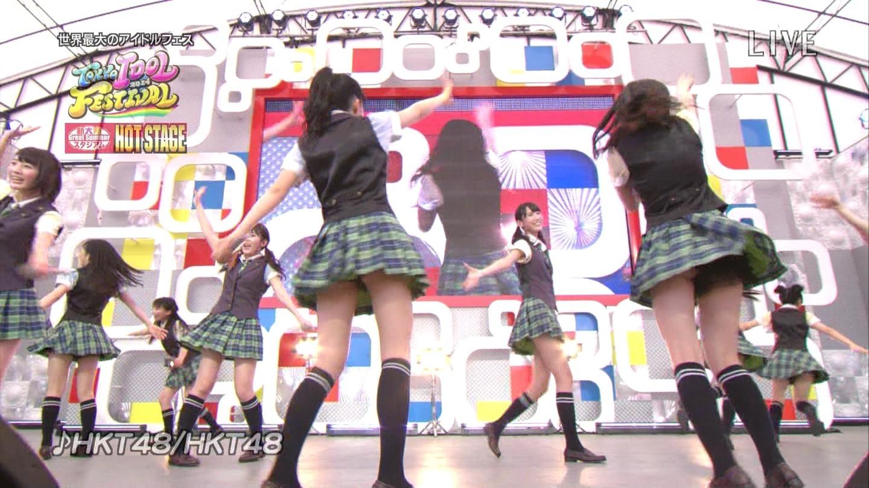 歌番組ローアングルパンチラ エロ画像25枚!AKB48等のアイドル達の下半身がマジ抜けるwww・20枚目の画像