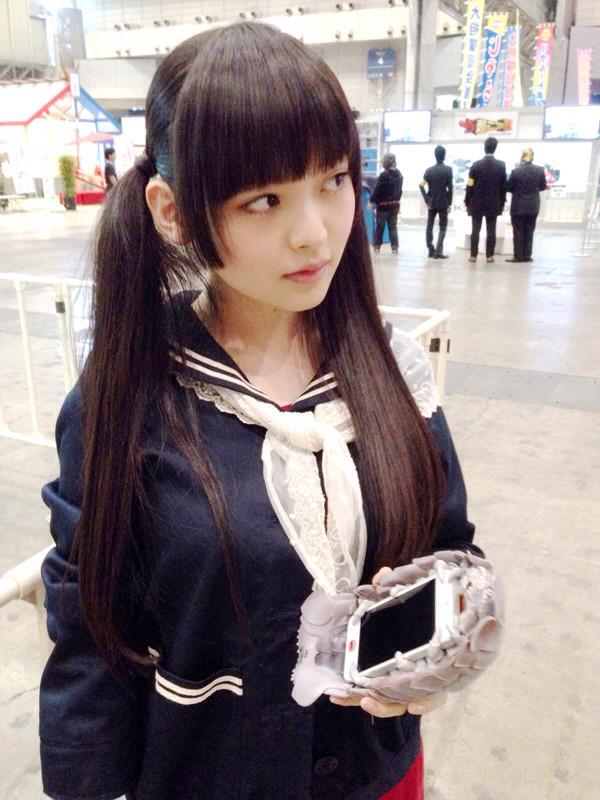 上坂すみれ(25)のアイコラ&Eカップ水着姿のエロ画像50枚・55枚目の画像