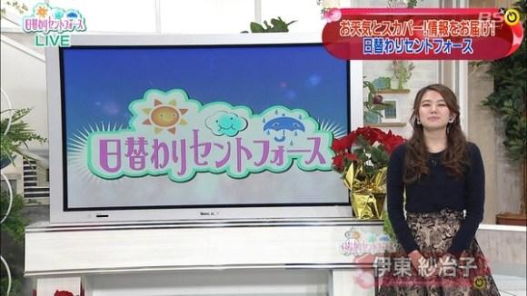 伊東紗冶子(23)Gカップキャスターの水着グラビア画像60枚・69枚目の画像