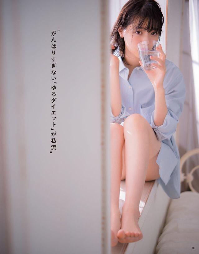 西野七瀬(23)の電影少女エロキャプ、写真集水着画像等163枚・167枚目の画像