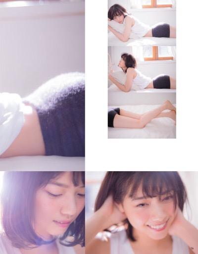 西野七瀬(23)の電影少女エロキャプ、写真集水着画像等163枚・169枚目の画像