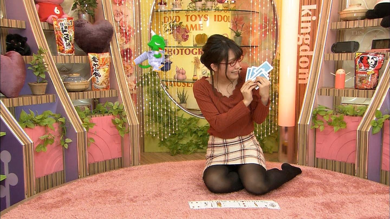 加藤里保菜 ランク王国メガネ美少女エロ画像61枚!疑似フェラに美乳おっぱいがけしからんエロさwww・64枚目の画像