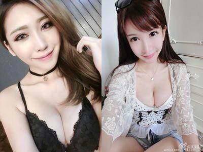 中国人美女の抜ける自画撮りエロ画像50選・1枚目の画像