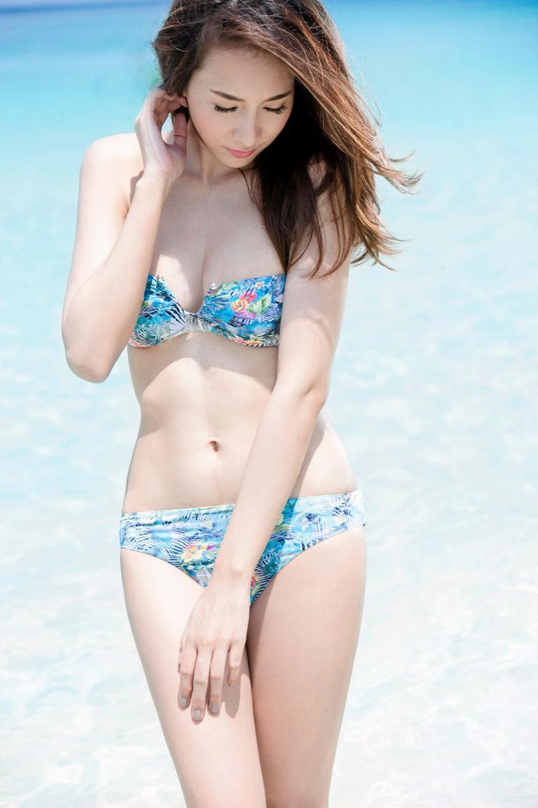 アジア系モデル ミズ着えろ写真32枚☆中国、韓国、台湾小娘とえろくてぐうシコwwwwww