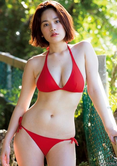 筧美和子 手ブラぬーどに最新ミズ着グラビアのヌけるえろ写真31枚