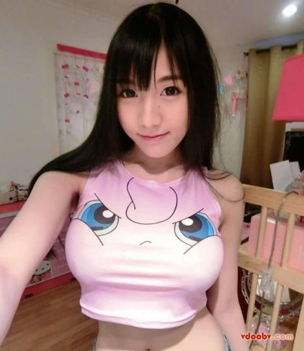 韓国アイドル級美女の自画撮りエロ画像23枚・3枚目の画像