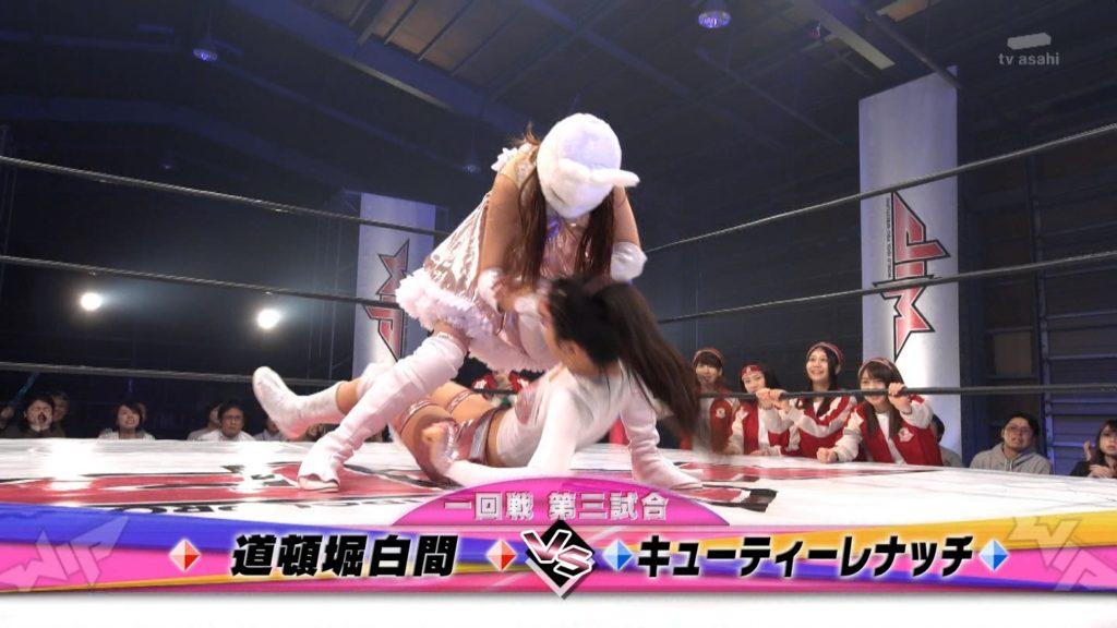 AKBプロレスドラマ エロ画像96枚!松井珠理奈のマンスジ、白間美瑠の胸チラ、高柳明音の乳首ポッチetc…・4枚目の画像