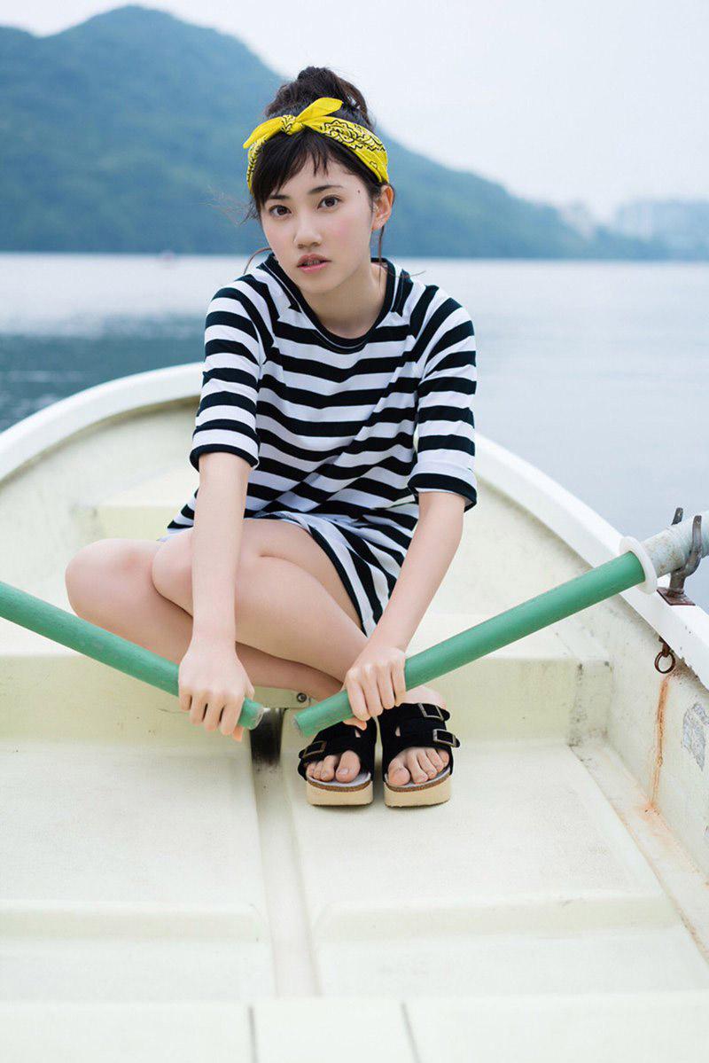 SKE48北川綾巴のアイコラ&水着グラビアエロ画像27枚・9枚目の画像
