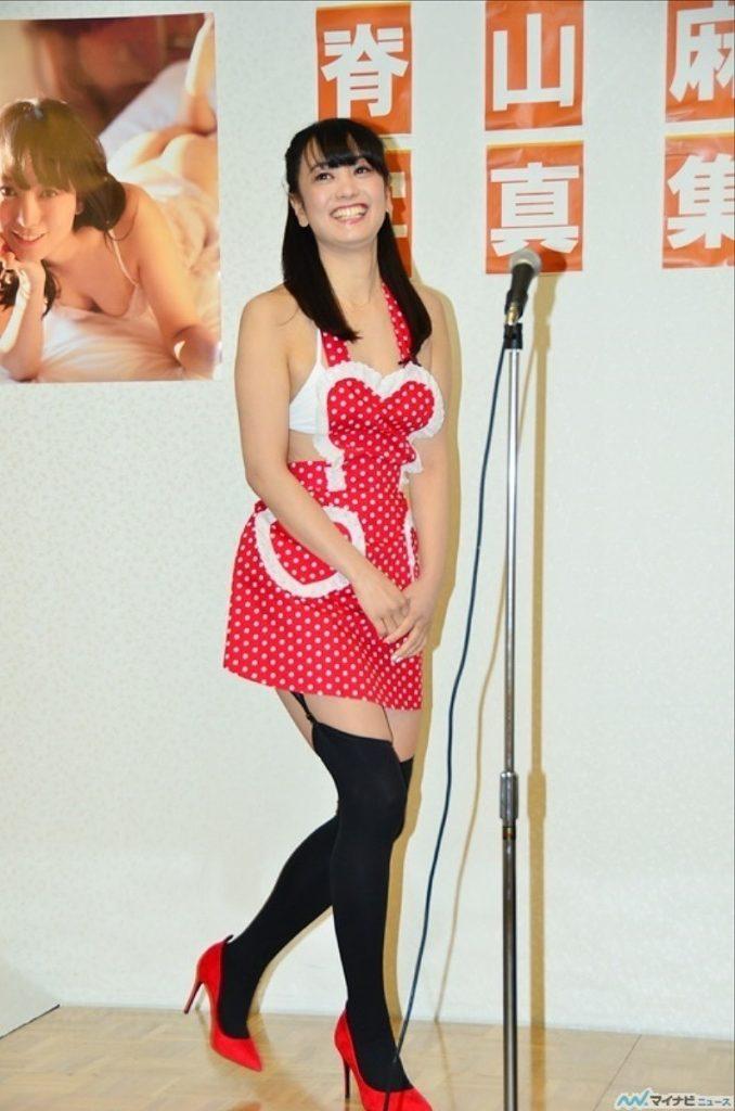 ヌード間近の女子アナ脊山麻理子のエロ画像125枚・32枚目の画像