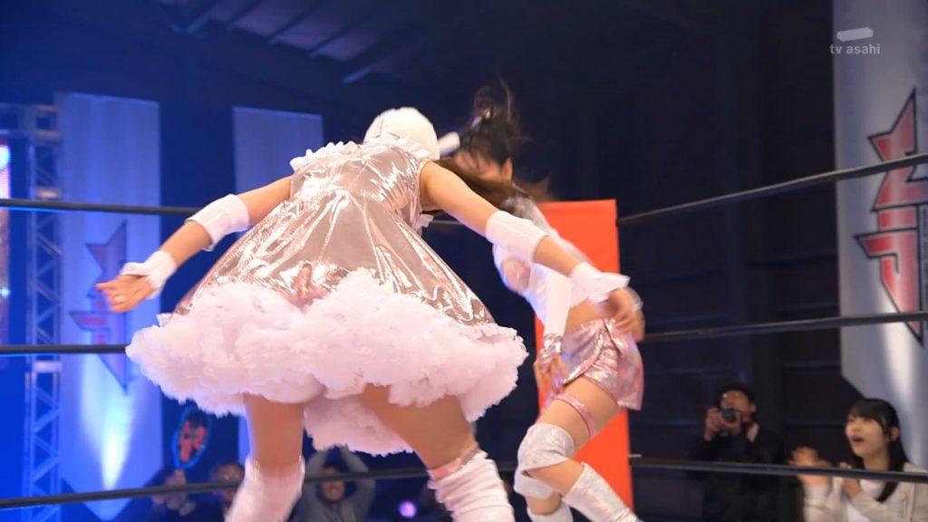 AKBプロレスドラマ エロ画像96枚!松井珠理奈のマンスジ、白間美瑠の胸チラ、高柳明音の乳首ポッチetc…・9枚目の画像