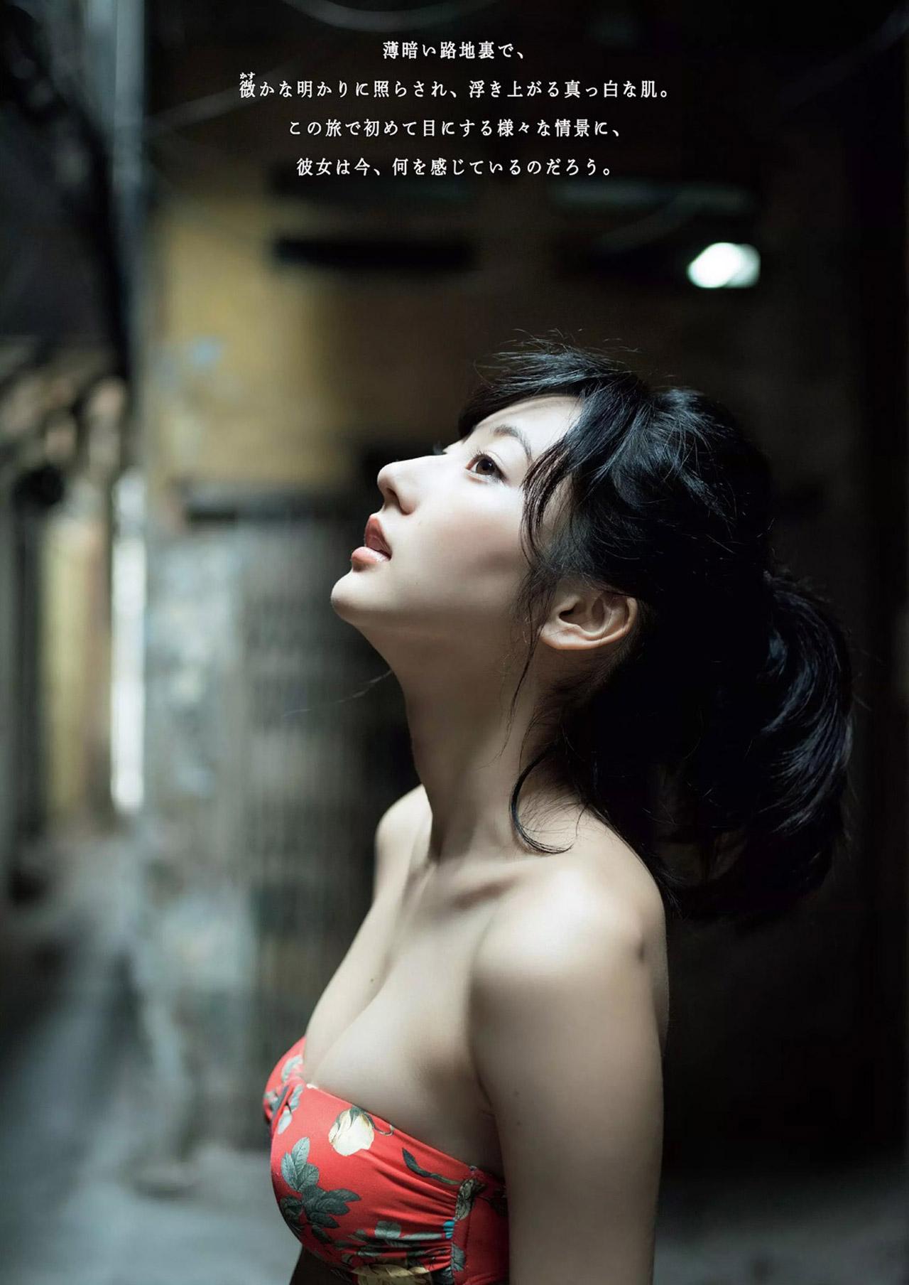武田玲奈(20)の最新イメージDVD&グラビアエロ画像115枚・46枚目の画像