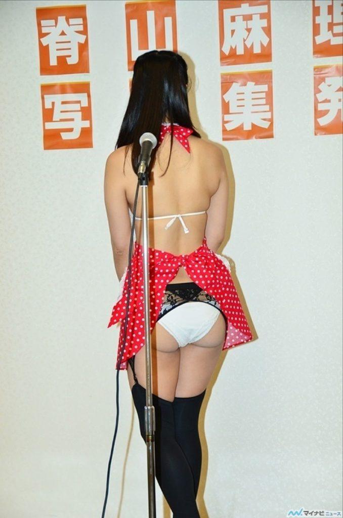 ヌード間近の女子アナ脊山麻理子のエロ画像125枚・34枚目の画像